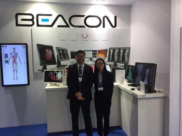Beacon participated in the 2017 Hospitalar